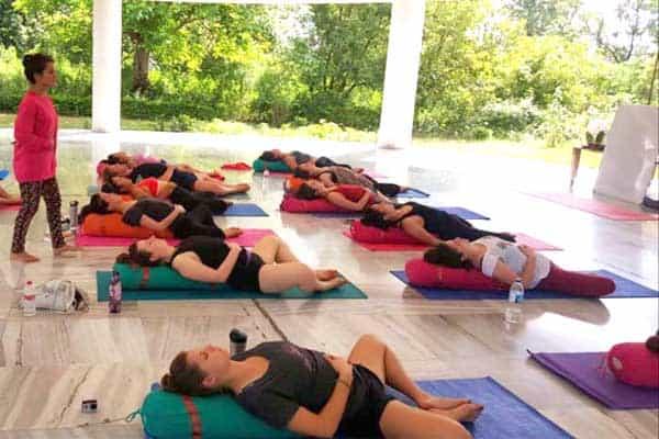 Vinsaya Yoga