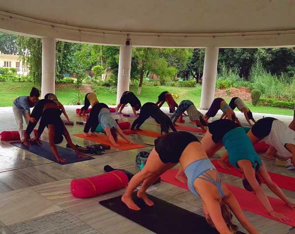 Ashtanga Yoga Training India